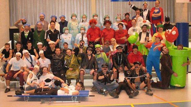 Tournoi Handball Club Marsien